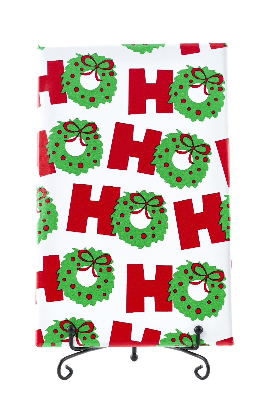 Ho Ho Wreath